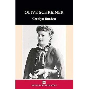 Olive Schreiner (Writers and Their Work)