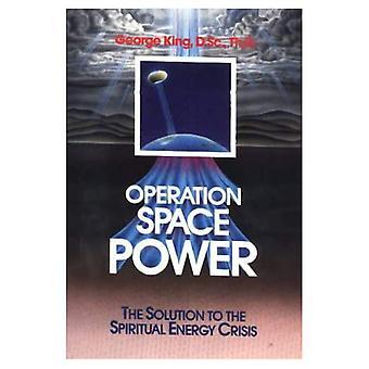 Operation Weltraum-macht