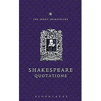 The Arden Dictionary of Shakespeare Quotations: Gift Edition