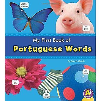 Meu primeiro livro de palavras portuguesas