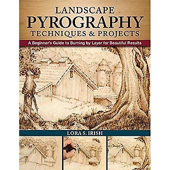 Landschap Pyrogravure technieken & projecten: Een beginnersgids voor branden door laag voor prachtige resultaten