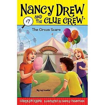 La peur du cirque (Nancy Drew et la série d'équipage Clue #7)