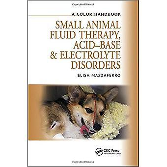 Små dyr Fluid terapi, syre-Base og elektrolytt lidelser