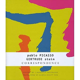 Correspondence: Pablo Picasso and Gertrude Stein (French List Series)