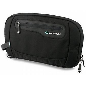 Lifeventure RFiD Document Wallet (Black)