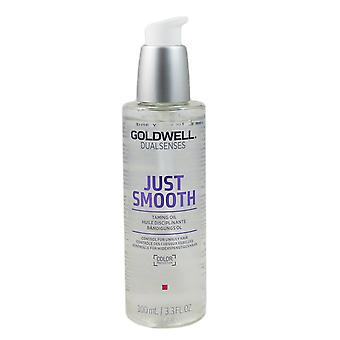 GOLDWELL dual senses DS just smooth Taming oil 100 ml