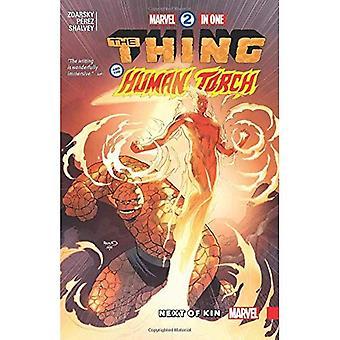 2-in-one di Marvel vol. 2: parente