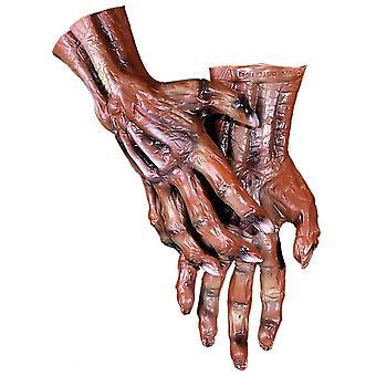 Leiche Hände