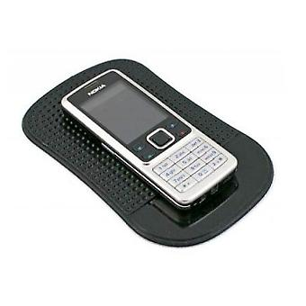 Antiglidmatta/GSM houder/Anti-Slip Mat (zwart)