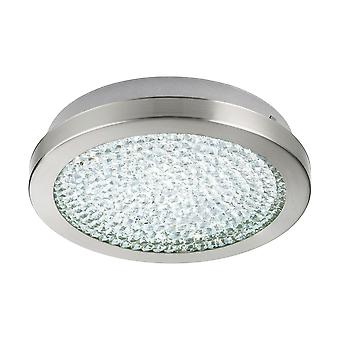 Eglo - Arezzo 2 LED Crystal circulaire plafond montage EG32046
