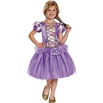 Rapunzel Classic Costume For Children