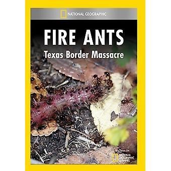 Fire Ants: Texas Border Massacre [DVD] USA import
