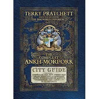 Den Compleat Ankh-Morpork av Terry Pratchett-9780857520746 bok
