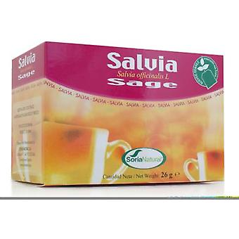 Soria Natural Sage Infusion (Food, Beverages & Tobacco , Beverages , Tea & Infusions)