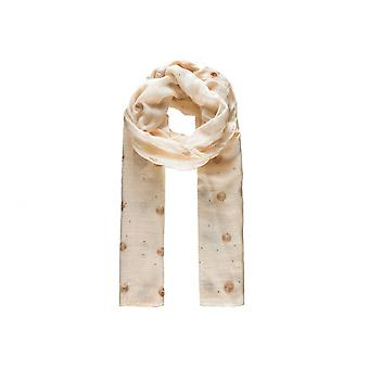 Intrigue Womens/Ladies Embroidered And Embellished Scarf