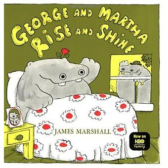 George and Martha Rise and Shine by James Marshall - 9780395280065 Bo