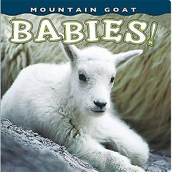 Mountain Goat Babies! by Sumio Harada - 9781560375449 Book