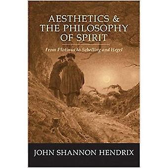 Estética la filosofía del espíritu