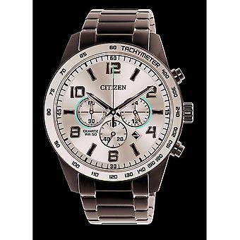 Citizen heren horloge Basic Chrono AN8180-55E