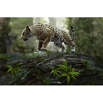 Tapet Mural Jaguar på Prowl