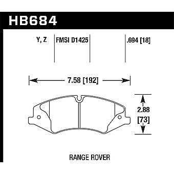 Hawk Performance HB684Z.694 PC