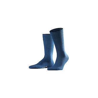 Falke Cooling Cotton Blend Sock Blue