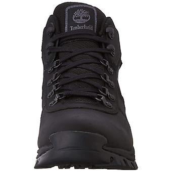 Timberland Mens TB02730R242 Leather Closed Toe Ankle Fashion Boots