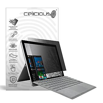 Celicious Privacy Plus 4-Way Anti-Spy Filter Screen Protector Film Compatible with Microsoft Surface Pro 2017