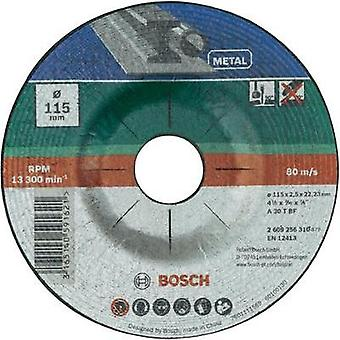 Bosch 2609256310 Cutting disc with depressed centre, metal