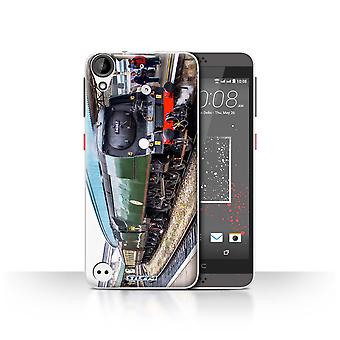 STUFF4 Case/Cover for HTC Desire 530/Tangmere/Platform/Steam Locomotive