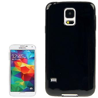Protective case TPU case for mobile Samsung Galaxy S5 / S5 neo black