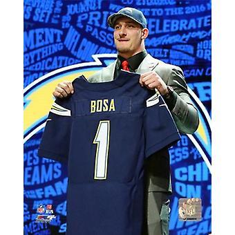 Joey Bosa 2016 NFL Draft #3 ontwerp Pick sport foto