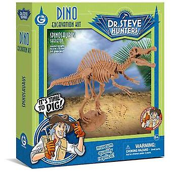 Geoworld Excavation Kit Dino - Spinosaurus Skeleton