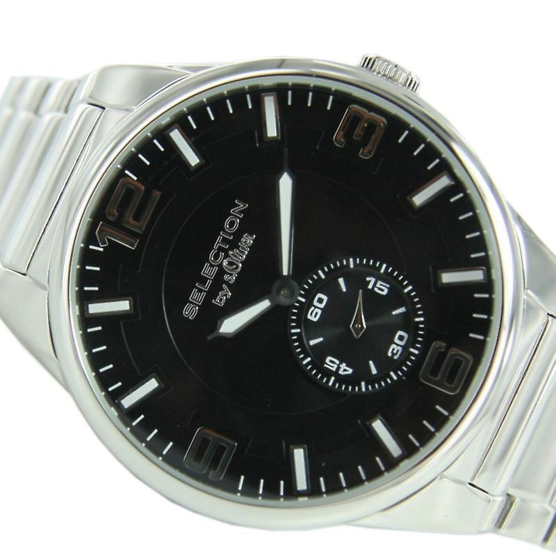 s.oliver Herren Uhr  Armbanduhr SELECTION Analog SO-2655-MQ