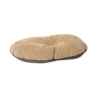Sleepy Paws Oval Cushion Timberwolf 100x60cm