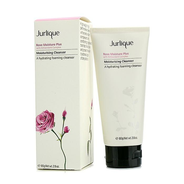 Jurlique Rose Moisture Plus with Antioxidant Complex Moisturising Cleanser 80g/2.8oz