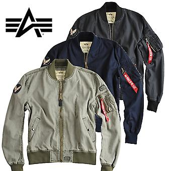 Alpha Industries MA-1 Ground Crew