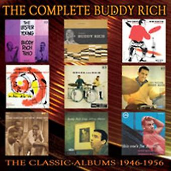 Complete Buddy Rich: 1946-1956 by Buddy Rich