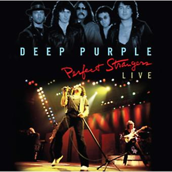 Perfect Strangers Live [2cds + Dvd Set] by Deep Purple