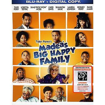 Madea's Big Happy Family [BLU-RAY] USA import