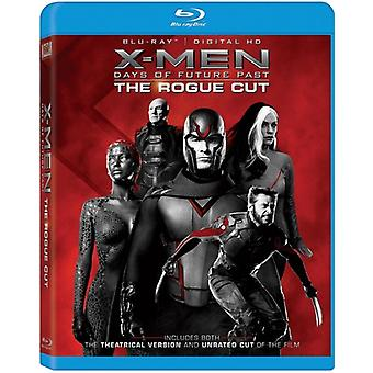 X-Men: Days of Future Past the Rogue Cut [BLU-RAY] USA import