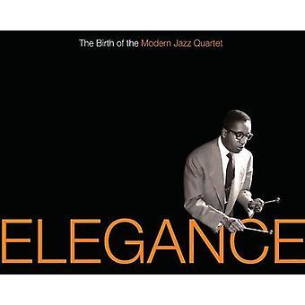 Elegance - fødslen af den moderne Jazz Quartet [CD] USA importerer