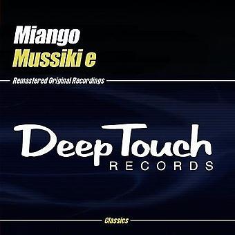 Miango - importar de Estados Unidos E Mussiki [CD]