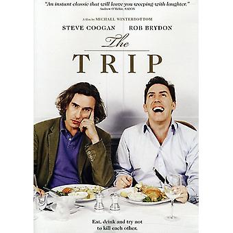 The Trip [DVD] USA import