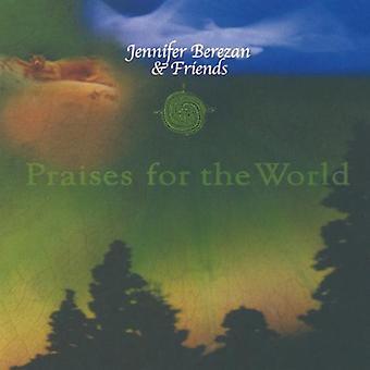 Jennifer Berezan - roser til verden [CD] USA importen