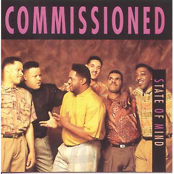 Commissioned - State of Mind [CD] USA import