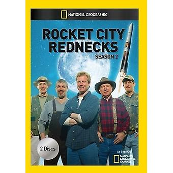 Rocket City Rednecks: Staffel 2 [DVD] USA import