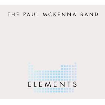 Paul McKenna Band - element [CD] USA import