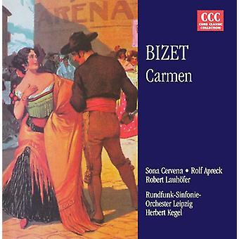 Bizet - Bizet: Importación de Estados Unidos destacados [CD] de Carmen