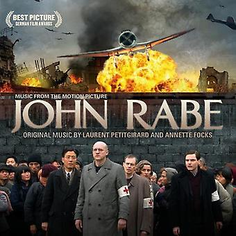 Petitgirard, Laurent/Focks, Annette - John Rabe: Music From the Motion Picture [CD] USA import